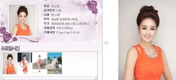 Τι κοινό έχουν οι διαγωνιζόμενες στα καλλιστεία της Νότιας Κορέας; (17)