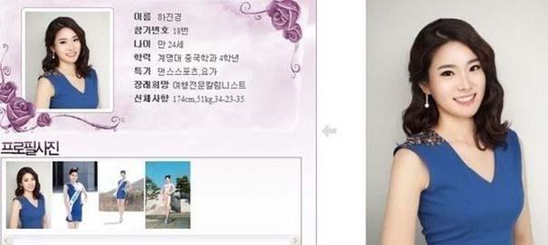 Τι κοινό έχουν οι διαγωνιζόμενες στα καλλιστεία της Νότιας Κορέας; (18)