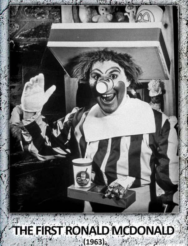 Η διάσημη μασκότ των McDonald's στην πρώτη της μορφή (2)