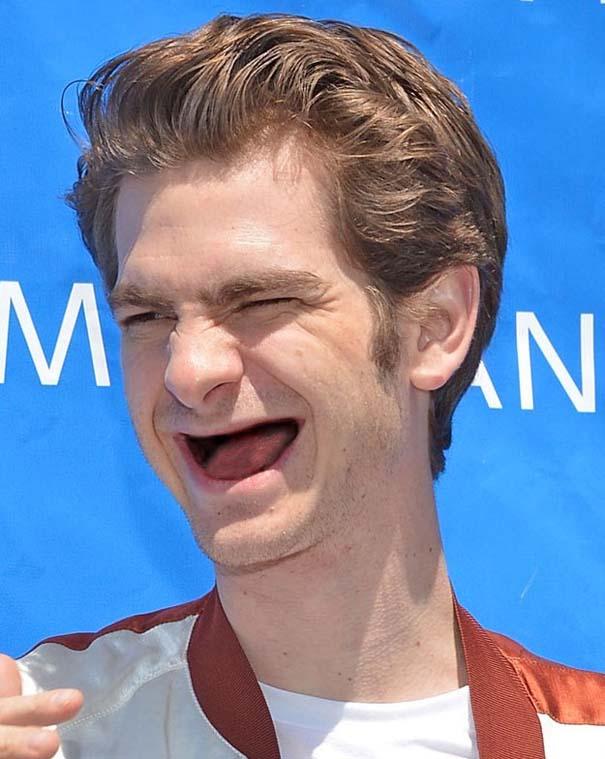 Πως θα ήταν οι διάσημοι άνδρες του Hollywood χωρίς δόντια (3)