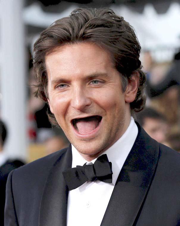 Πως θα ήταν οι διάσημοι άνδρες του Hollywood χωρίς δόντια (15)