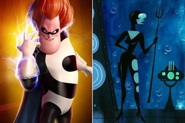 Διάσημοι χαρακτήρες ταινιών στην αρχική τους μορφή (12)