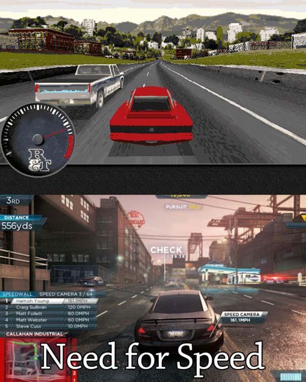 Δημοφιλή video games τότε και τώρα (9)