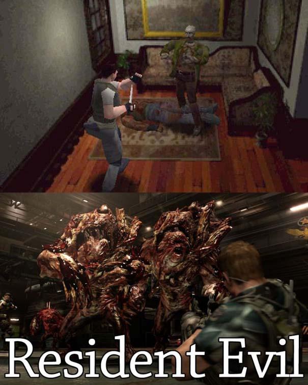 Δημοφιλή video games τότε και τώρα (11)