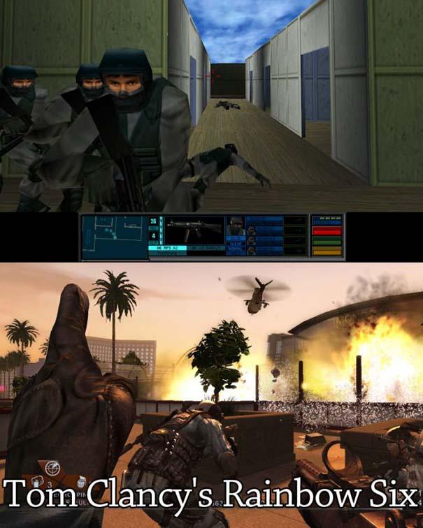 Δημοφιλή video games τότε και τώρα (17)
