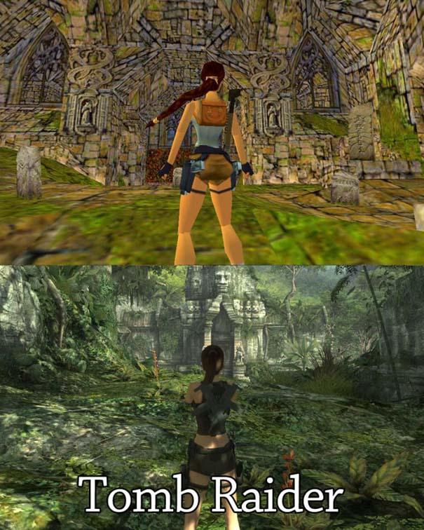 Δημοφιλή video games τότε και τώρα (18)