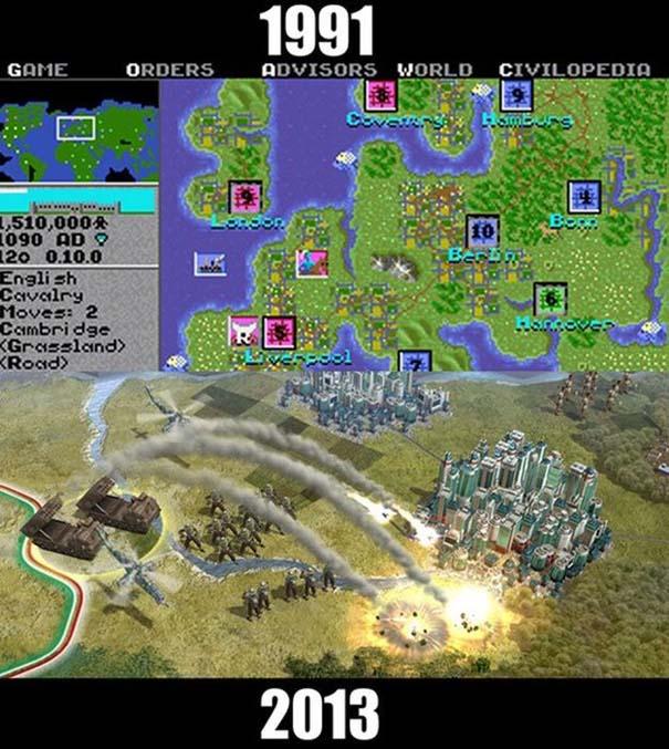 Δημοφιλή video games τότε και τώρα (7)