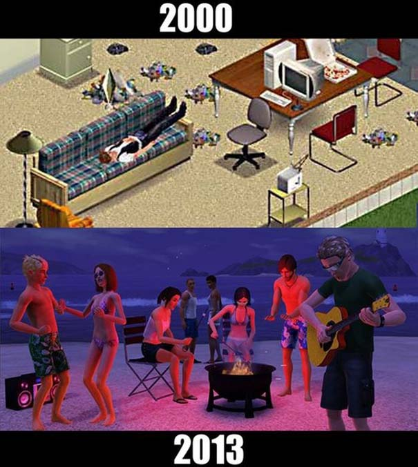 Δημοφιλή video games τότε και τώρα (10)