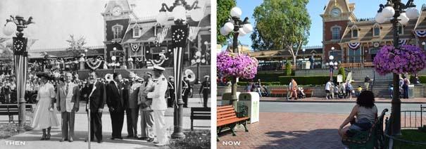Disneyland τότε και τώρα (1)