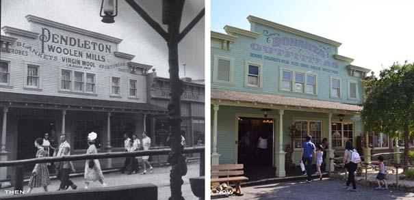 Disneyland τότε και τώρα (3)