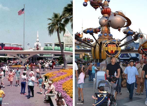 Disneyland τότε και τώρα (7)