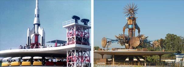 Disneyland τότε και τώρα (8)