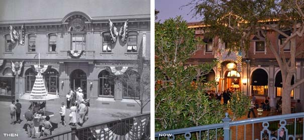 Disneyland τότε και τώρα (11)