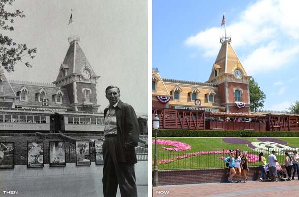 Disneyland τότε και τώρα (16)