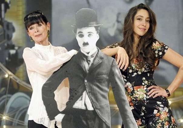 Εγγονή του Charlie Chaplin (3)
