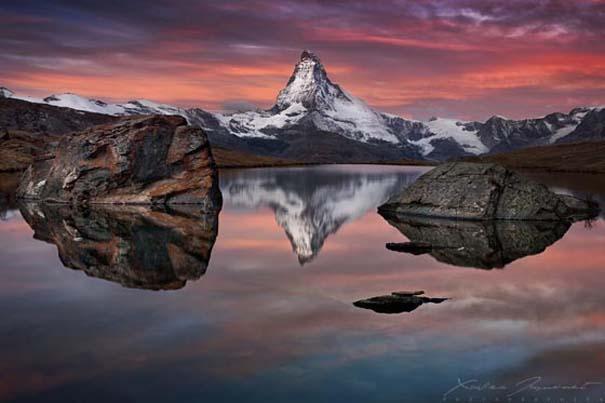 Εκπληκτικές φωτογραφίες αντανάκλασης στο νερό (3)