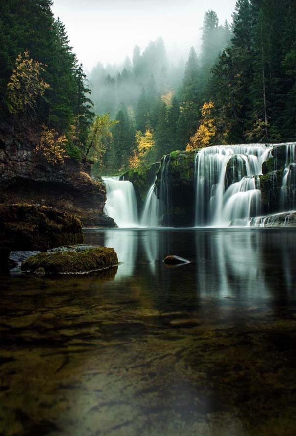 Εκπληκτικές φωτογραφίες αντανάκλασης στο νερό (9)