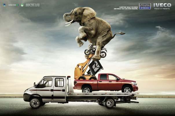 Εντυπωσιακές διαφημίσεις (2)