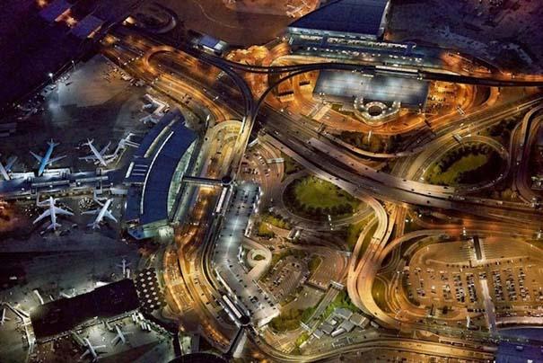 Εντυπωσιακές φωτογραφίες αεροδρομίων από ψηλά (3)