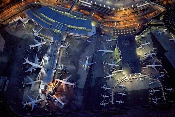 Εντυπωσιακές φωτογραφίες αεροδρομίων από ψηλά (4)