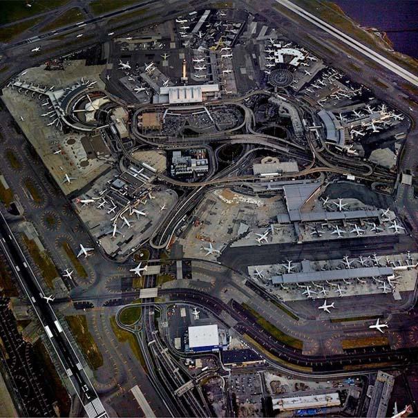 Εντυπωσιακές φωτογραφίες αεροδρομίων από ψηλά (5)