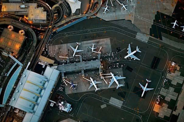 Εντυπωσιακές φωτογραφίες αεροδρομίων από ψηλά (8)