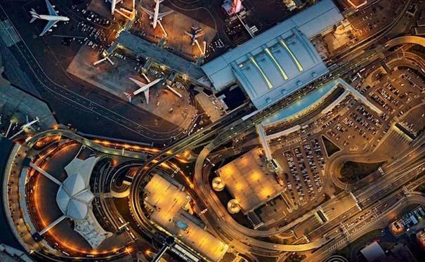 Εντυπωσιακές φωτογραφίες αεροδρομίων από ψηλά (9)
