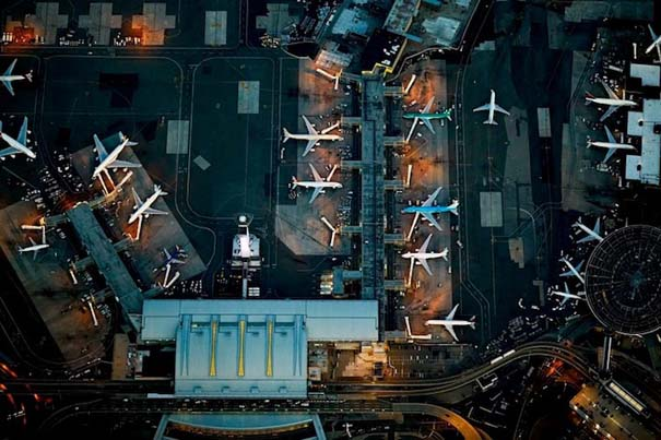 Εντυπωσιακές φωτογραφίες αεροδρομίων από ψηλά (10)