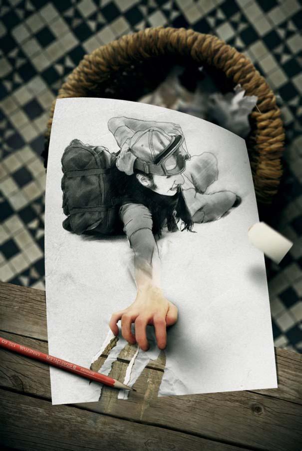 Έργα τέχνης που προσπαθούν να αποδράσουν (4)