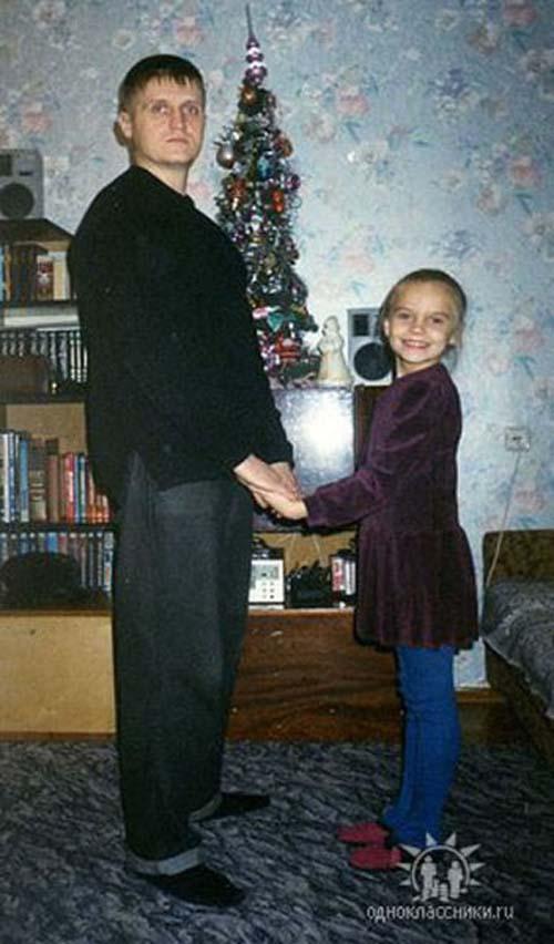 Η εξέλιξη πατέρα και κόρης μέσα σε 2 δεκαετίες (6)