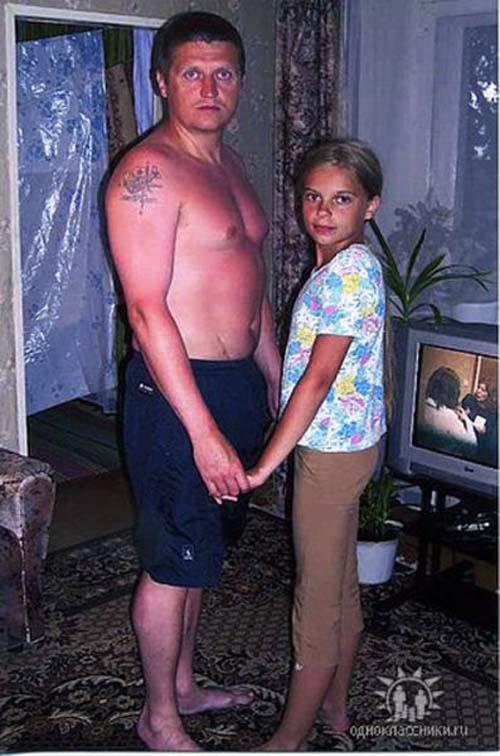 Η εξέλιξη πατέρα και κόρης μέσα σε 2 δεκαετίες (9)
