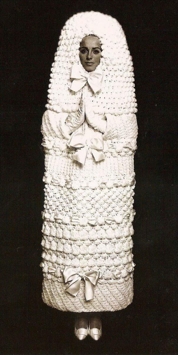 Τα πιο εξωφρενικά νυφικά φορέματα (1)