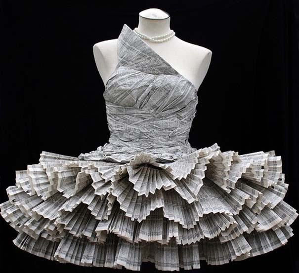 Τα πιο εξωφρενικά νυφικά φορέματα (8)