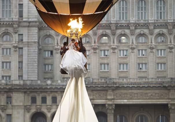 Τα πιο εξωφρενικά νυφικά φορέματα (9)
