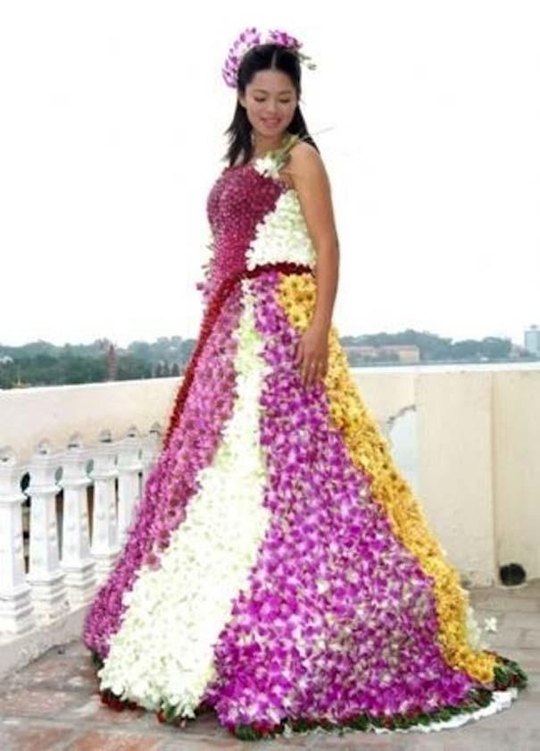 Τα πιο εξωφρενικά νυφικά φορέματα (11)
