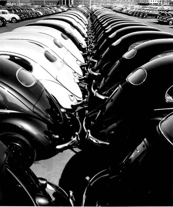 Φωτογραφίες του 1953 από ένα εργοστάσιο της Volkswagen (7)