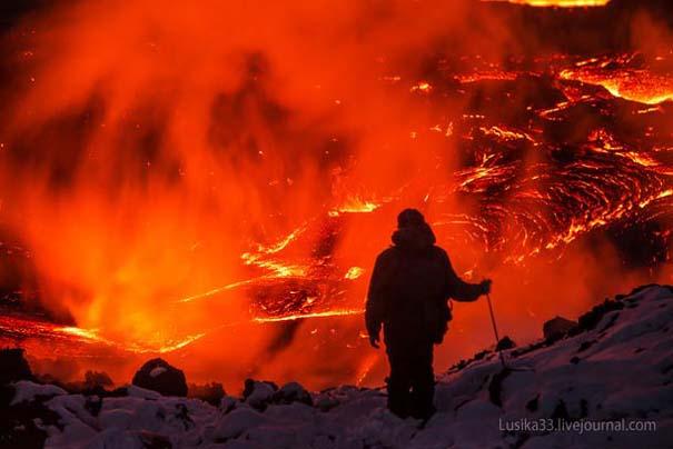 Φωτογραφίες από την καρδιά ενός ηφαιστείου που εκρήγνυται (5)