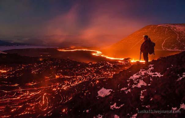 Φωτογραφίες από την καρδιά ενός ηφαιστείου που εκρήγνυται (13)