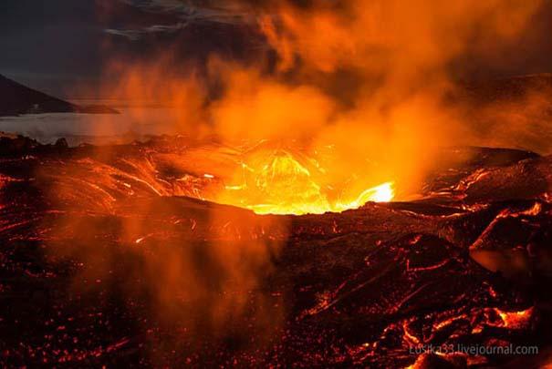 Φωτογραφίες από την καρδιά ενός ηφαιστείου που εκρήγνυται (21)
