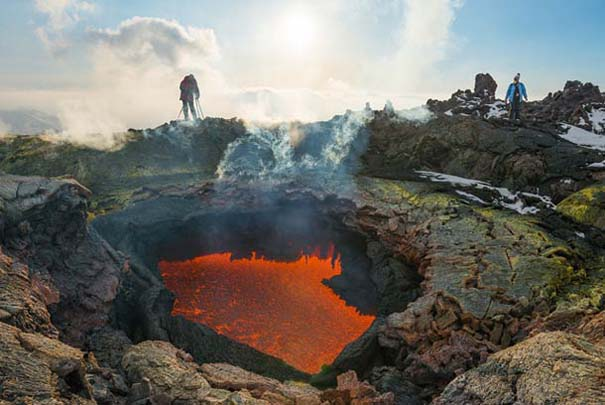 Φωτογραφίες από την καρδιά ενός ηφαιστείου που εκρήγνυται (24)