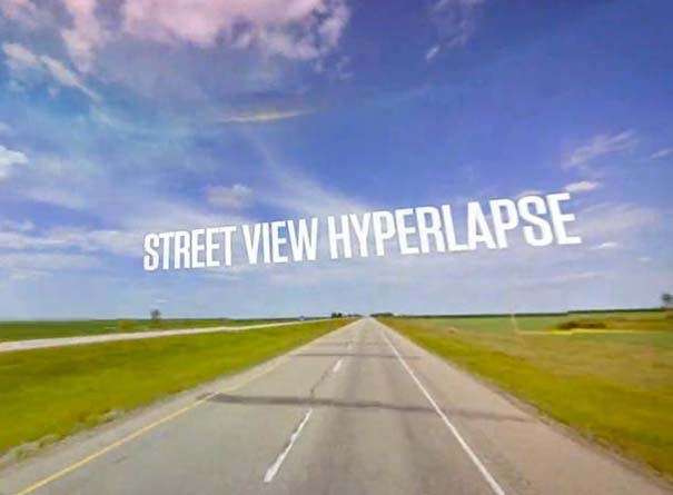 Google Street View Hyperlapse (1)