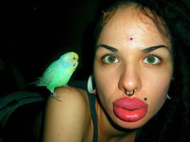 Η γυναίκα με τα μεγαλύτερα χείλη στον κόσμο (19)