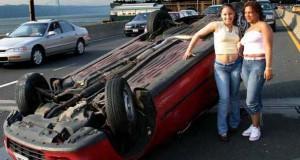 Και κάπως έτσι, βγήκε η φήμη για τις γυναίκες οδηγούς…