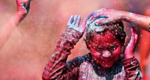 Holi 2013: Το Φεστιβάλ των Χρωμάτων μάγεψε και φέτος!