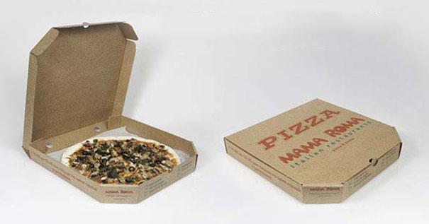 Πράγματα που μπορείτε να φτιάξετε με ένα κουτί πίτσας