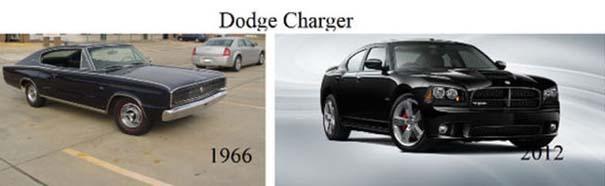 Μοντέλα αυτοκινήτων τότε και τώρα (7)