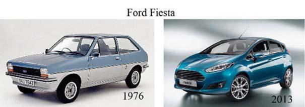 Μοντέλα αυτοκινήτων τότε και τώρα (12)