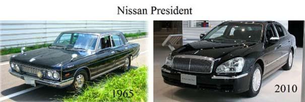 Μοντέλα αυτοκινήτων τότε και τώρα (15)