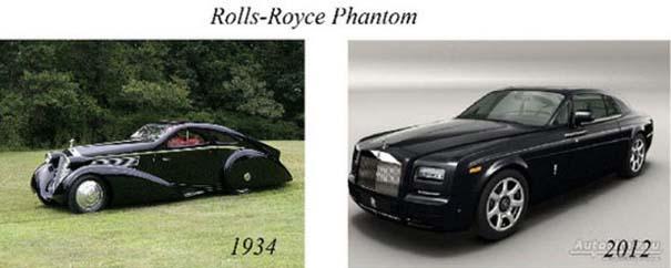 Μοντέλα αυτοκινήτων τότε και τώρα (16)