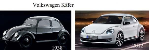 Μοντέλα αυτοκινήτων τότε και τώρα (19)